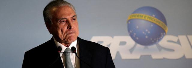 OAB - Ordem dos Advogados do Brasil apoia impeachment de Michel Temer
