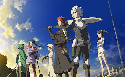Download [Anime OST] DanMachi Season 2 (Opening & Ending) [Completed]