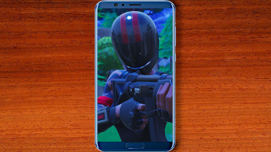 Fortnite Battle Royale - Red Line - FHD pour Mobile
