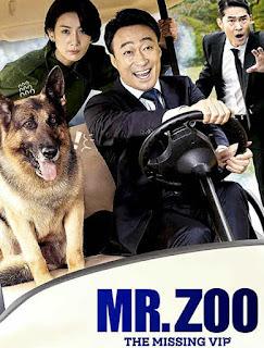 مشاهدة فيلم Mr. Zoo: The Missing VIP 2020 مترجم