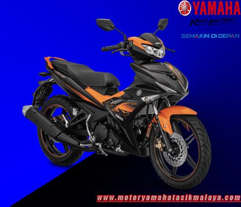 Mau Kredit Motor Yamaha Mx-King Tasikmalaya