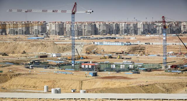 مصر تعلن إنشاء 17 مدينة ذكية جديدة