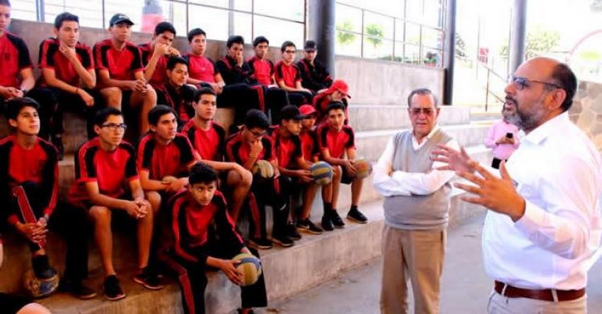 MINEDU: Más de 2 mil estudiantes de 12 países competirán en Juegos Escolares Sudamericanos de Arequipa - www.minedu.gob.pe