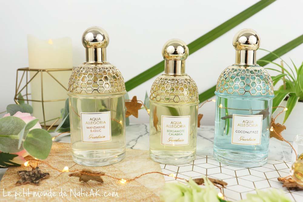 Aqua allegoria Tendance parfums