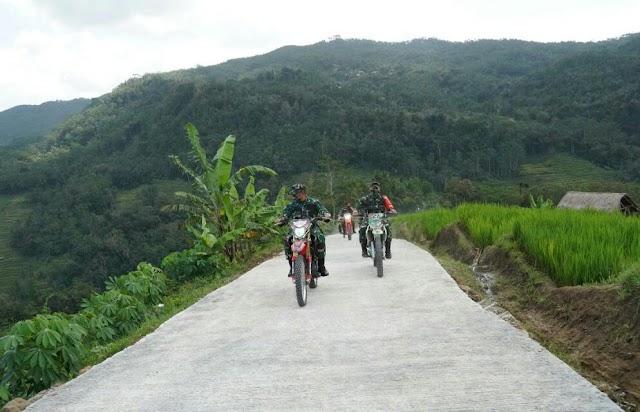 Kasdam IV/Diponegoro Jajal Trek Bumi Petahunan