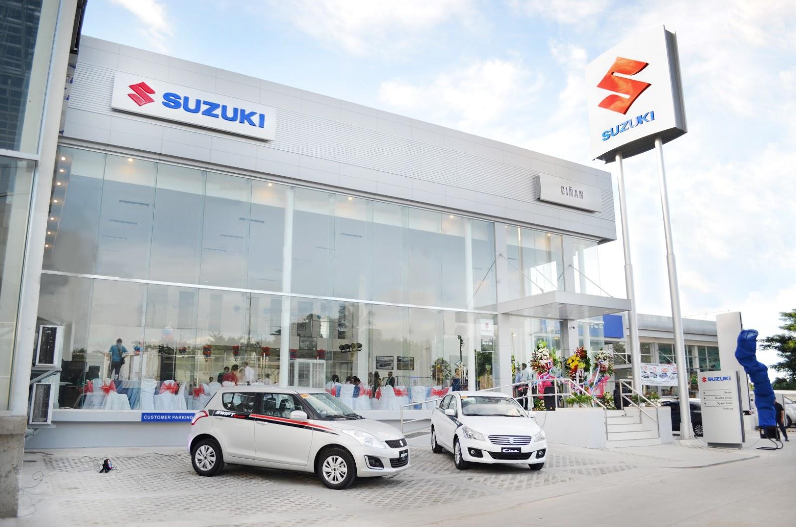 Suzuki Auto Binan