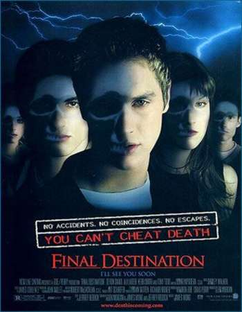 Poster Of Final Destination 2000 Hindi Dual Audio 450MB BluRay 720p ESubs HEVC Free Download Watch Online downloadhub.in