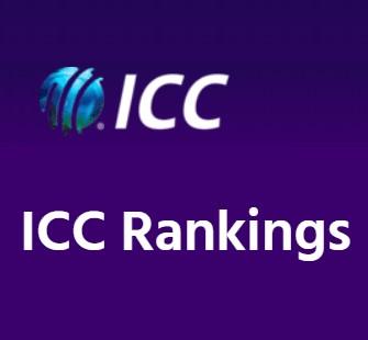 ICC ODI Batting Rankings 2021 - See latest updated ICC Player Rankings for Top 10 ODI Batsmen 2021.