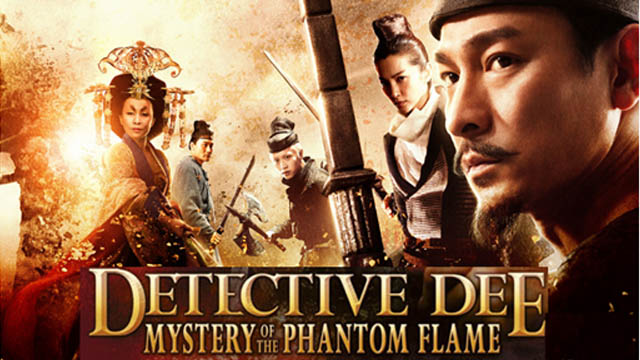 Detective Dee: Mystery of The Phantom Flame (2010) English Movie [ 720p + 1080p ] BluRay Download