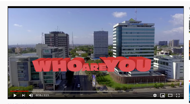 MUSIC VIDEO : Mzvee – Who Are Yo