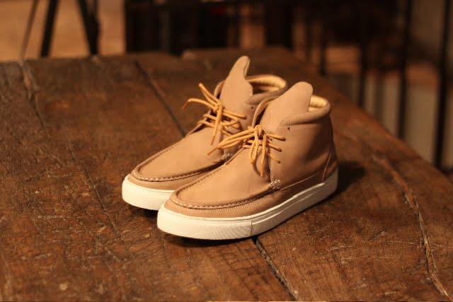 filling pièces shoes