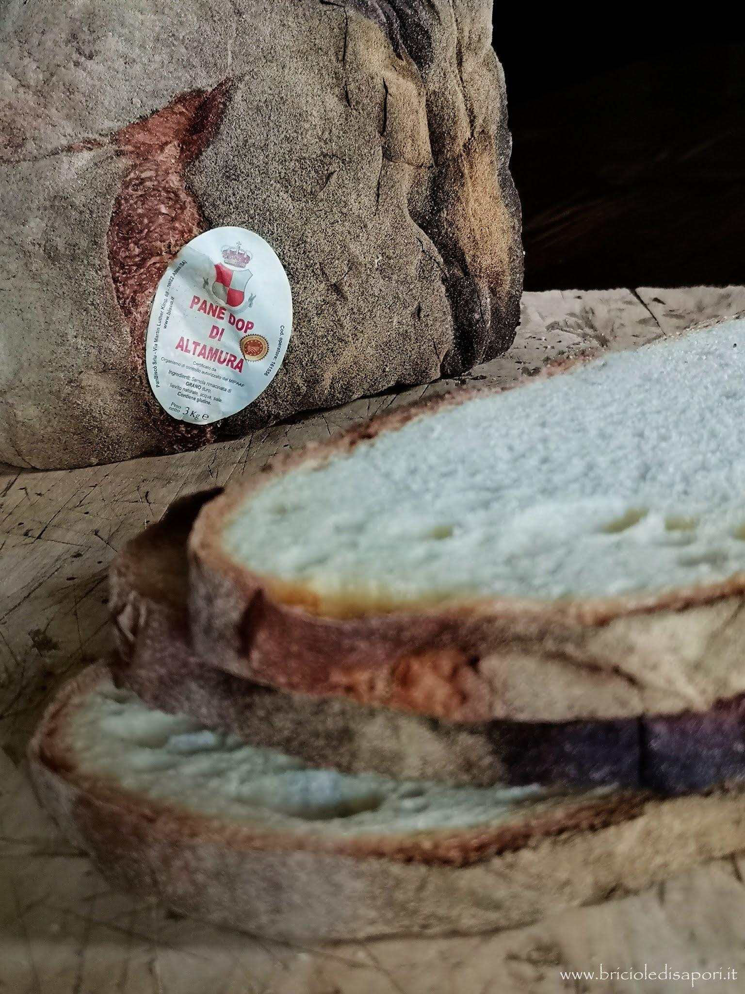 origini del pane di altamura