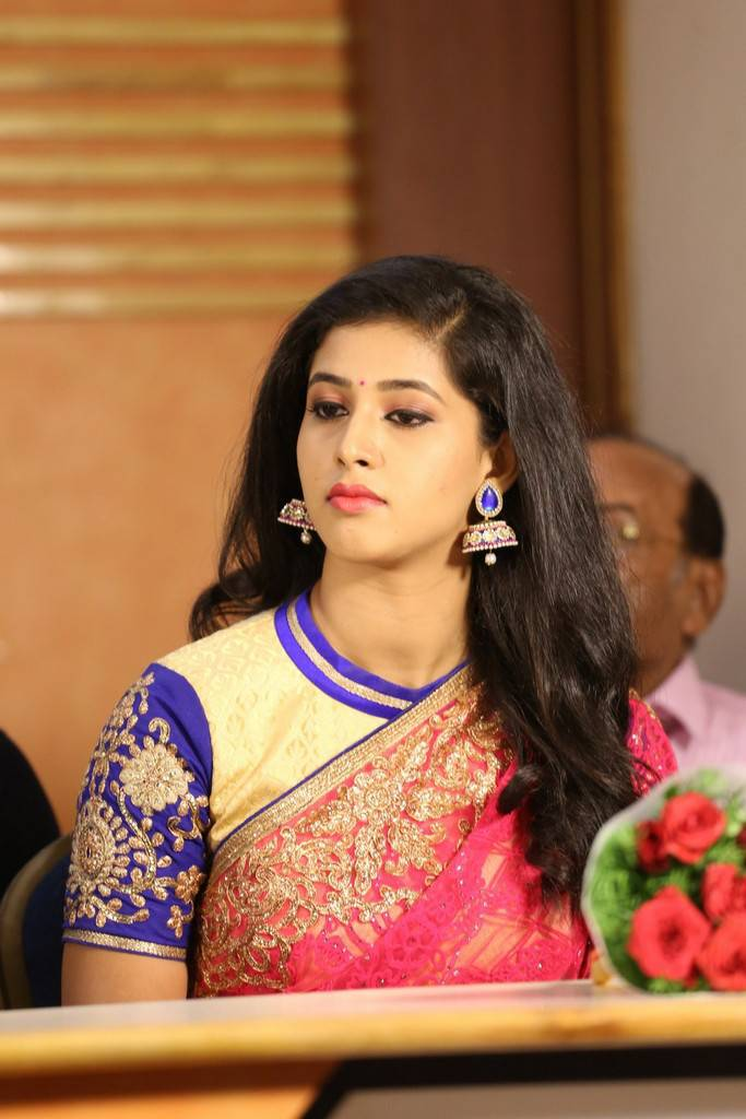 Actress Pavani At Lavanya With Love Boys First Look Launch Stills