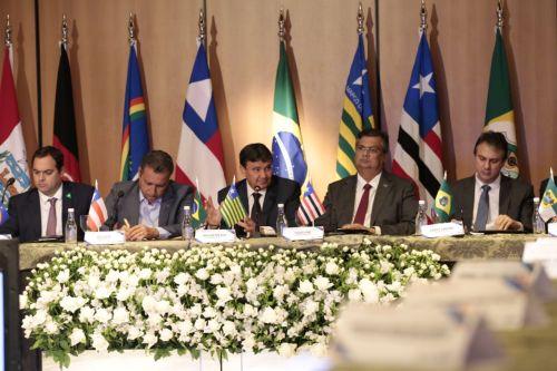 Governadores do Nordeste defendem Centro de Inteligência no Ceará
