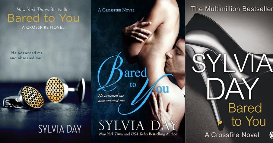 Crossfire Series PDF Sylvia Day: Bared to You Sylvia Day ...