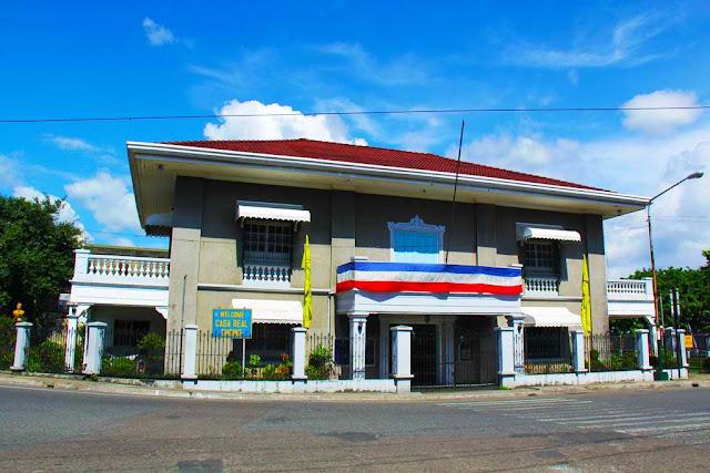 Museo ng Kasaysayang Pampulitika ng Pilipinas (Casa Real Shrine)