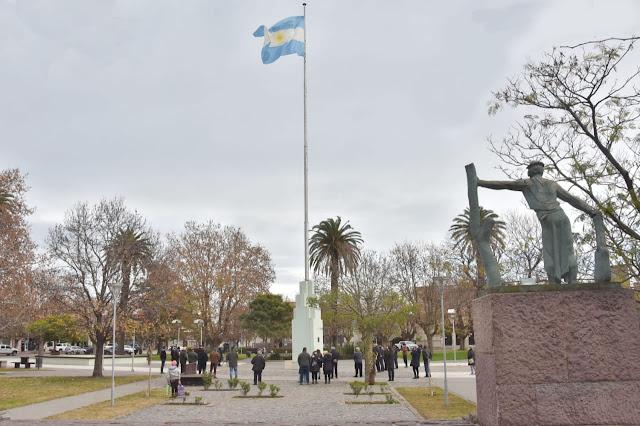 137º Aniversario de la fundación de la ciudad de Pehuajó