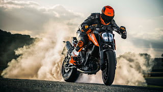KTM Duke 790 HD Bike Wallpaper