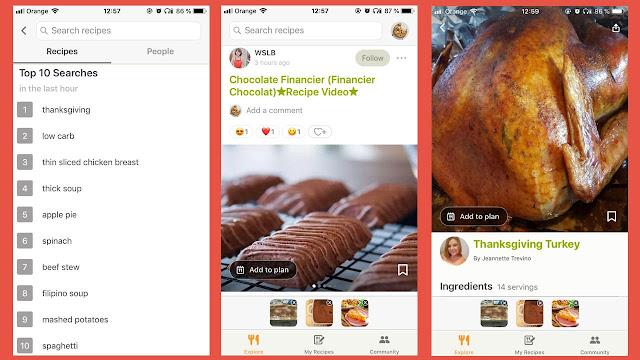 تحميل تطبيق cookpad لمحبي الطبخ و اعداد الوصفات الشهية العالمية