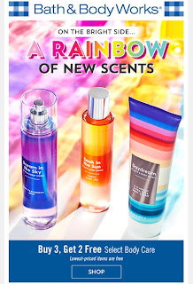 Bath & Body Works | Today's Email - February 4, 2020