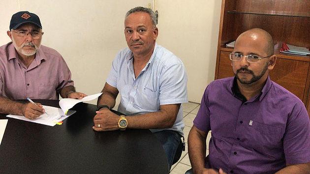 Prefeitura de Delmiro Gouveia inicia na próxima semana a construção da Praça Pública no Distrito de Sinimbu