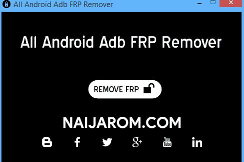 Download Latest All Android ADB FRP Bypass
