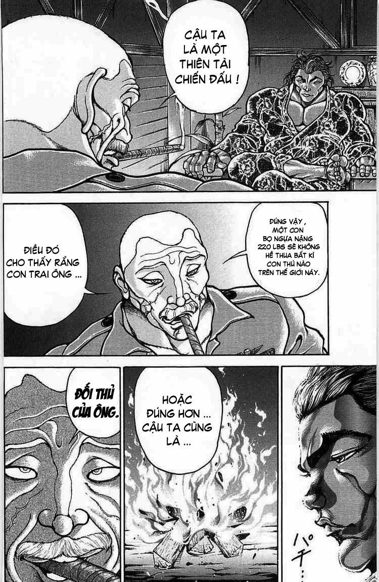 Baki - Son of Ogre chap 15 - Trang 21