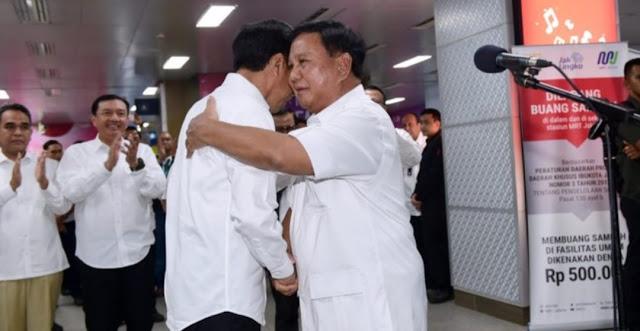 Gerindra Sebut Prabowo Bersedia 'Akurkan' FPI dengan Jokowi
