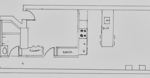 bloomingdale: North Capitol & T Street 2-BR, 1-BA English