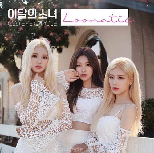 LOONA/ODD EYE CIRCLE – LOONATIC (English Ver.) – Single