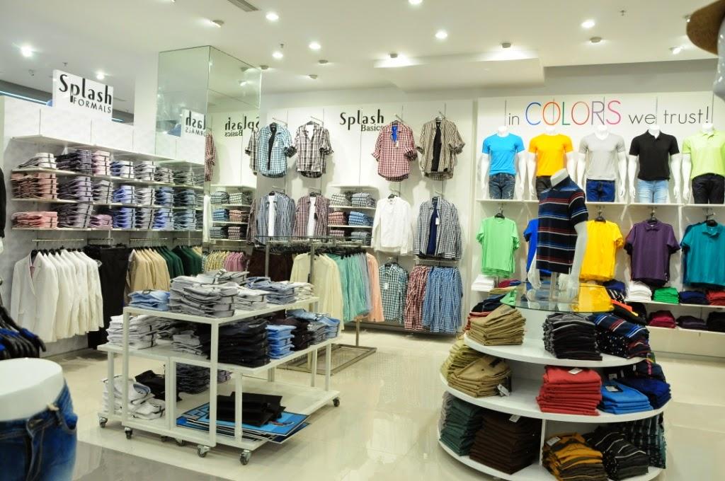 4207bff124c High Street Fashion Retailer Splash Opens in Mangalore - Shopping ...