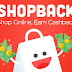 Shop Online and Get Cash Back with ShopBack