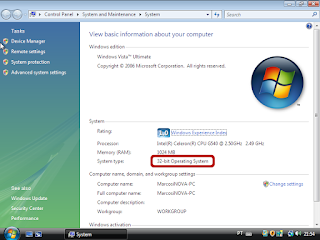 WINDOWS VERSO CD BAIXAR ULTIMATE VISTA X32