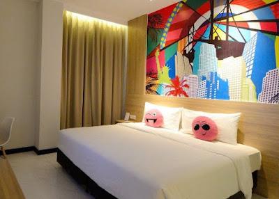 Kamar Hotel Favehotel Tasikmalaya