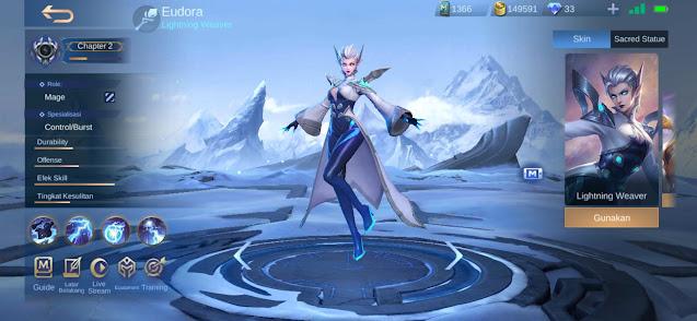 akusatu.com/cara counter hero eudora 2021