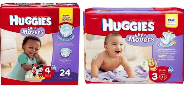 Huggies Diaper Coupons | Save up to $7.00 off - PRINT NOW