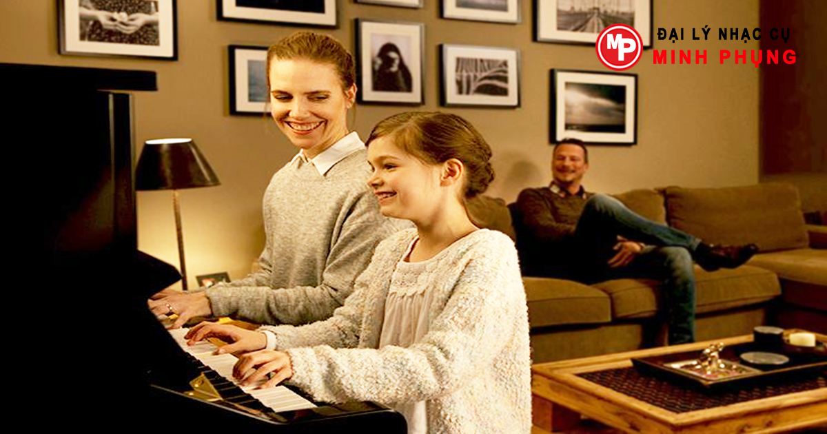 Bán Piano Yamaha Giá Hợp Lý, Hỗ Trợ Nâng Cấp Sau 3 Năm Dùng