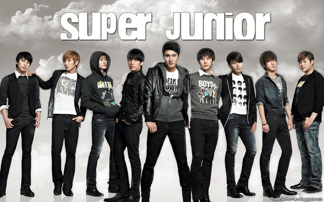 Lirik Lagu My All Is In You ~ Super Junior