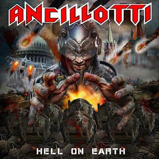 """Το album των Ancillotti """"Hell on Earth"""""""