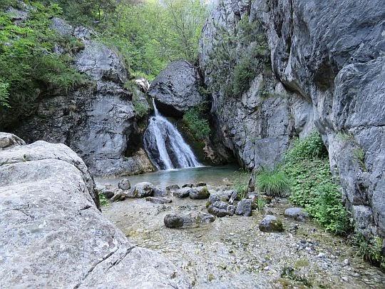 Wodospad Enipeas.