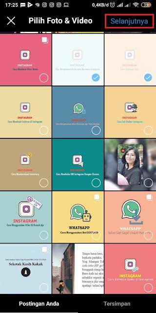 Cara Membuat Guide di Instagram (3)