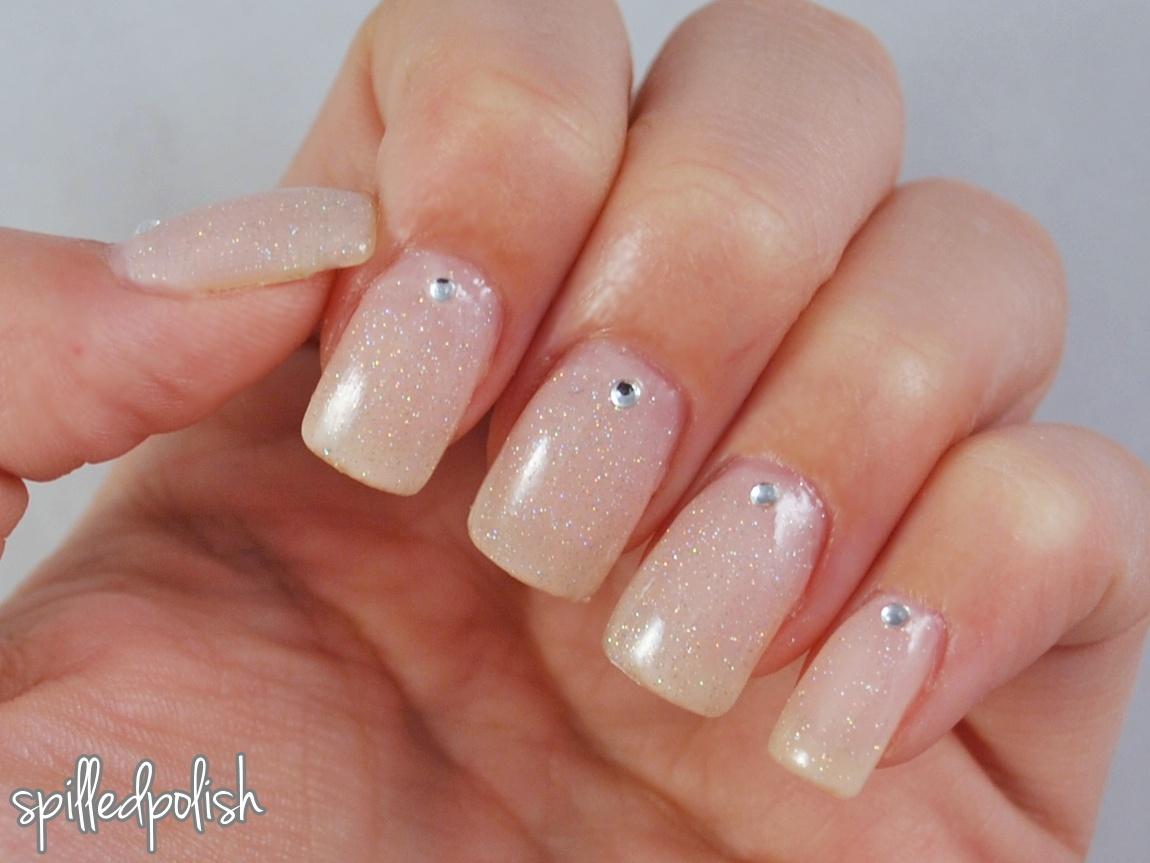 spilledpolish: Simple Elegant Nails