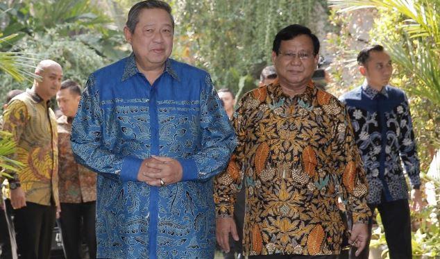 Prabowo-SBY Ketemuan, PDIP Malah Nungguin Kader Demokrat Dukung Jokowi