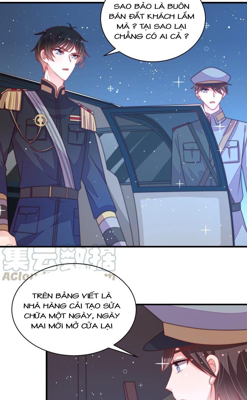 Ngày Nào Thiếu Soái Cũng Ghen Chap 323