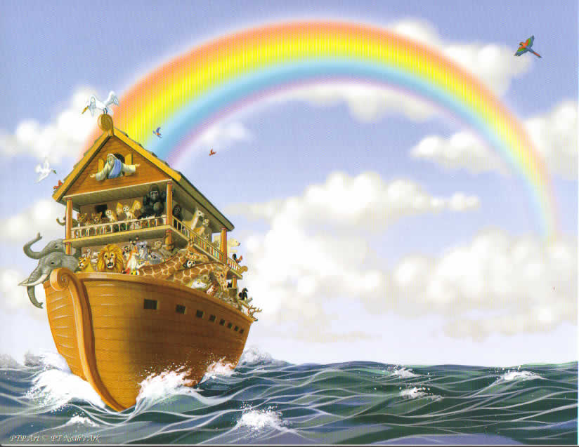 Aim and Achieve: Lessons from Noah's Ark
