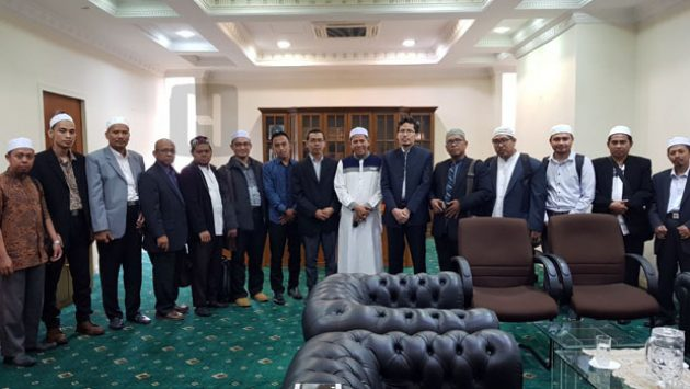 Program Pascasarjana IAI Dalwa Kunjungi CASIS-UTM Malaysia