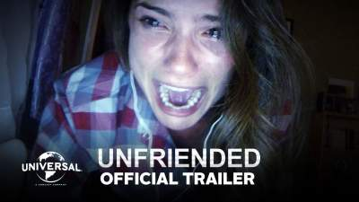 Unfriended 2014 Dual Audio 480p Hindi English Full Movies HD