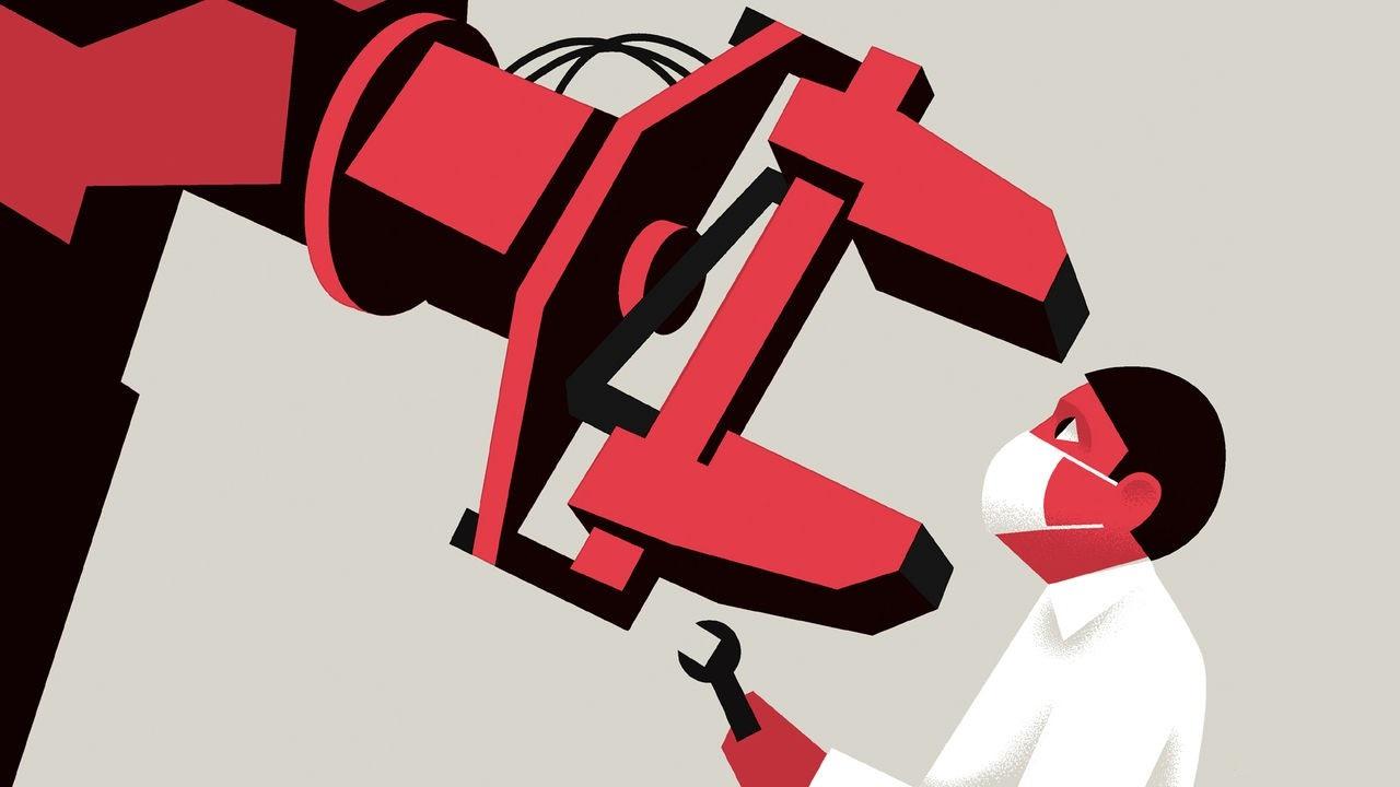 """Por qué la economía necesita educación, formación y especialización en """"habilidades robóticas"""" en la era post-covid"""