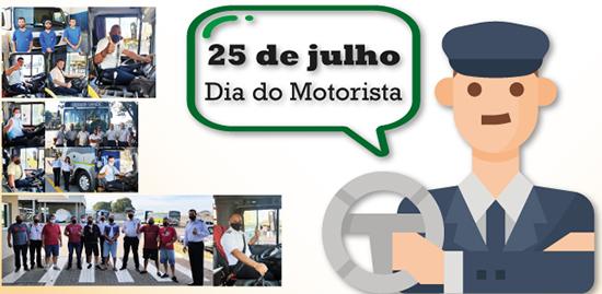 Dia do Motorista. Café com Jornalista