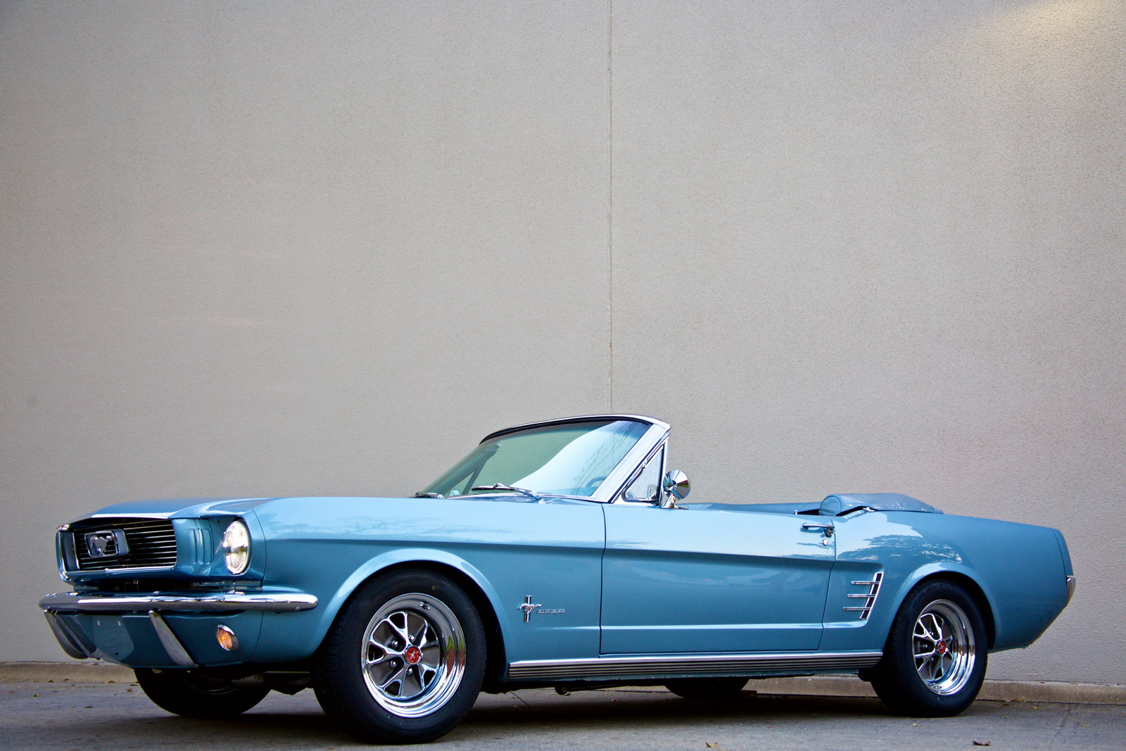 You Can Now Buy A Brand-New Classic Mustang Packed With